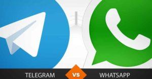 Por que Telegram é melhor que WhatsApp?