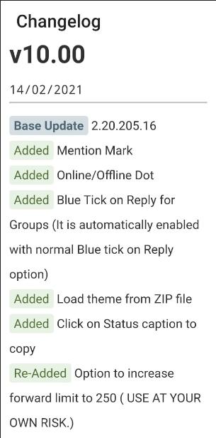 baixar gbwhatsapp pro atualizado 2021 APK