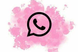 baixar whatsapp gb rosa