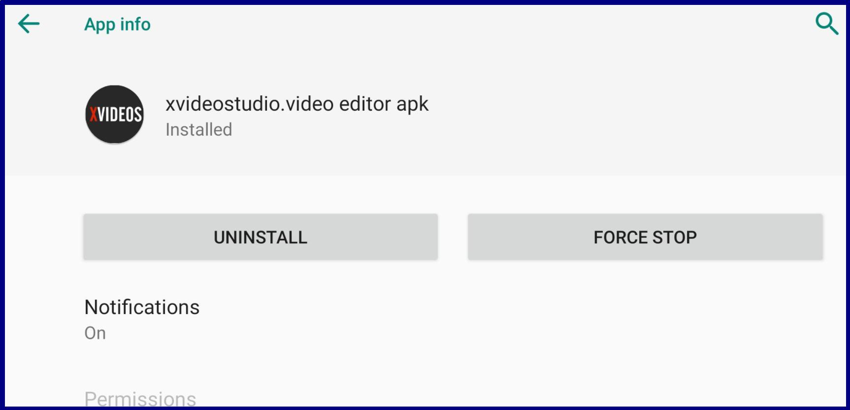 xvideostudio video editor apk 2020