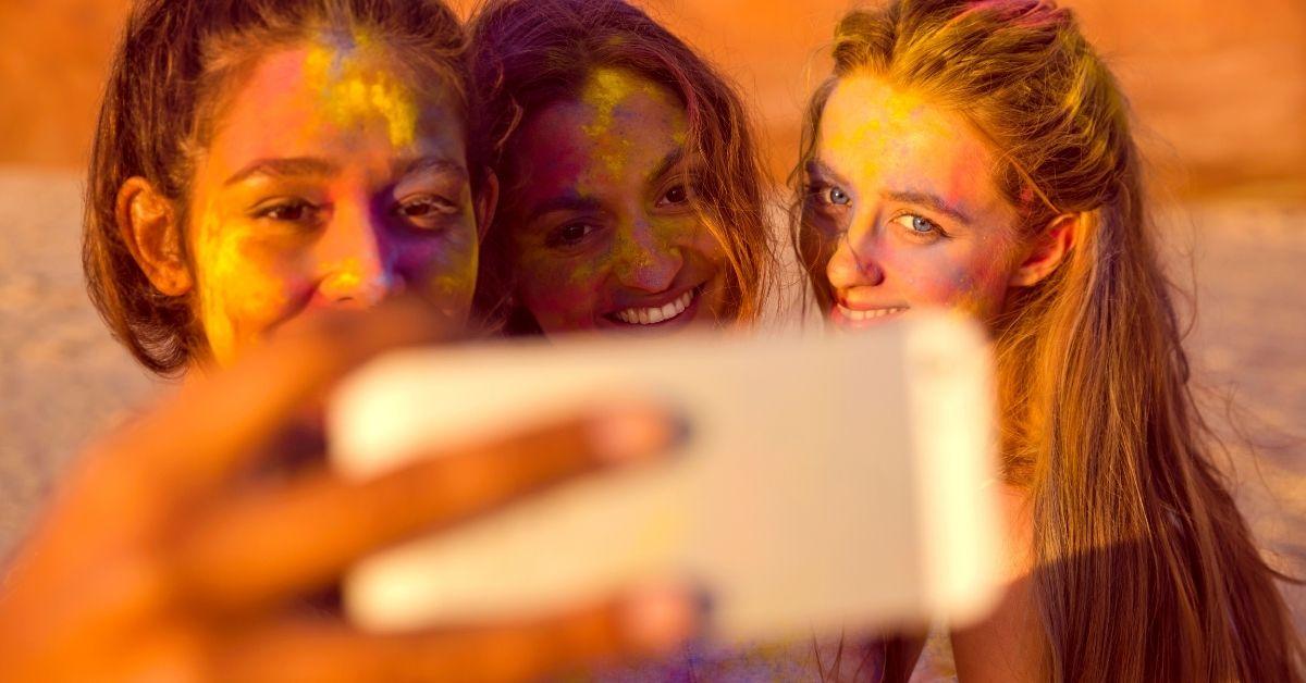 Melhores celular para selfies conheça as opções para 2021