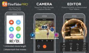 VivaVideo PRO: Editor de vídeo HD e Foto   Download para Android