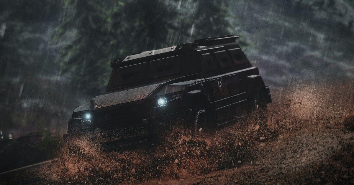 Extreme SUV Driving Simulator APK Mod