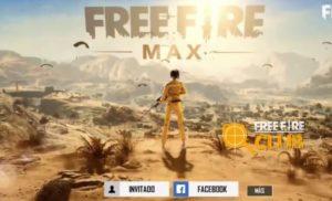 Free Fire MAX Atualizado