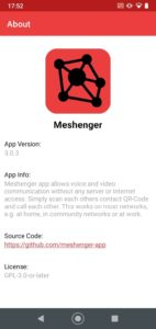 Meshenger 3.0.3 Atualizado 2021 para Android