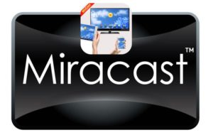 Miracast para Android TV