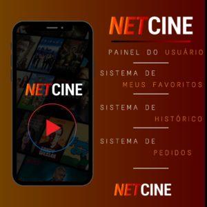 NetCine Atualizado 2021 para Android