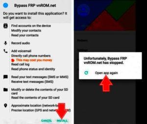 VnROM ByPass APK Atualizado 2021 para Android