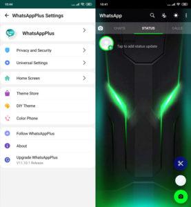 WhatsApp Plus v11.00