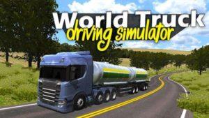 World Truck Driving Simulator Dinheiro Infinito