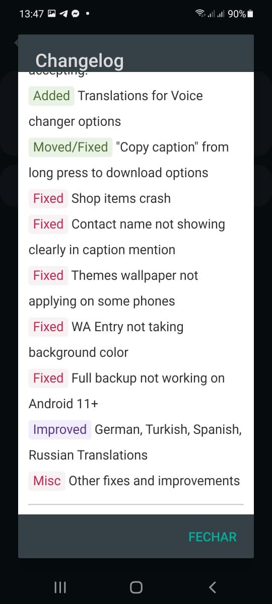 gb whatsapp pro v12.00
