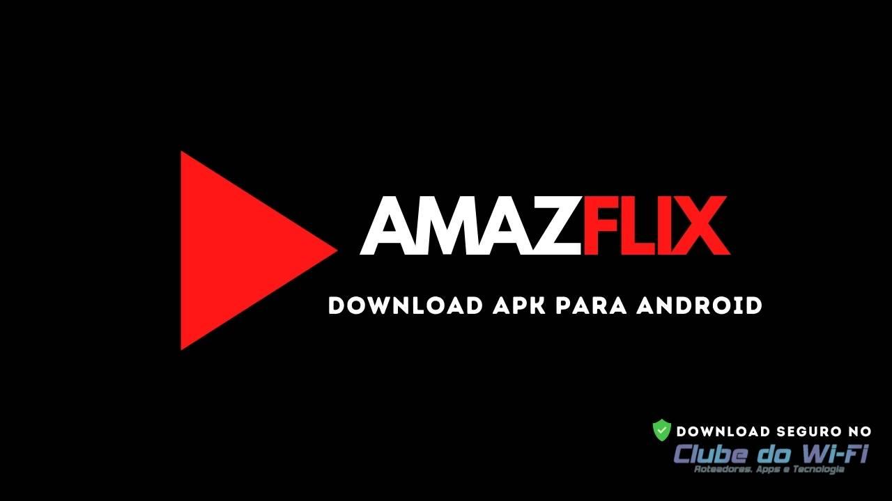 AmazFlix App 2021