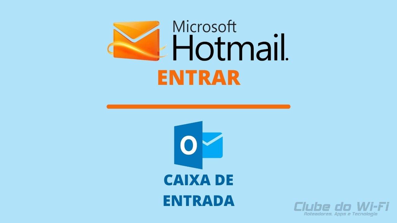 Hotmail entrar 2021