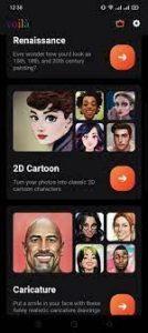 Voilà AI Artist Foto Editor APK 2021 para Android