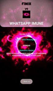 WhatsApp Fênix V9