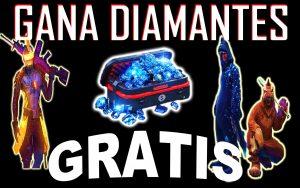 Como ganhar diamantes grátis no Free Fire com Gana Diamantes Gratis 2021