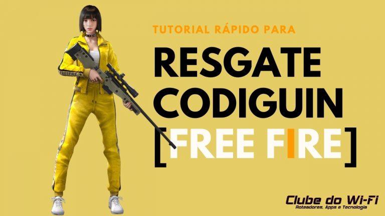 resgate codiguin FF 2021