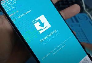 Tela Azul do Modo download