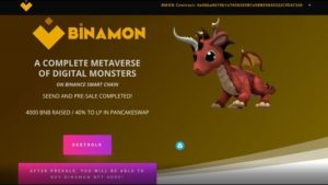 Binamon APK 2021