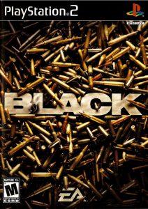 Black Jogo de Tiro do PS2 para PC