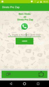 Zap Direto APK 2021 | Whats Sem Contato para Android